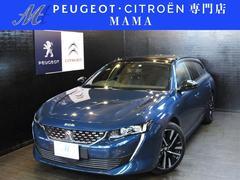 プジョー 508SW GT ブルーHDi フルパッケージ 新車保証継承