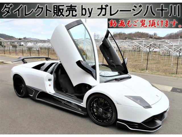 LP640 LWパフォーマンス・バージョンIIIエアロ D車