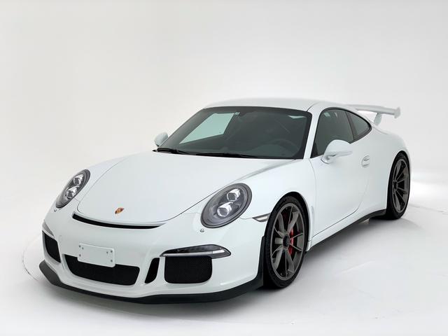 ポルシェ 911GT3クラブスポーツ Fリフター LEDライト