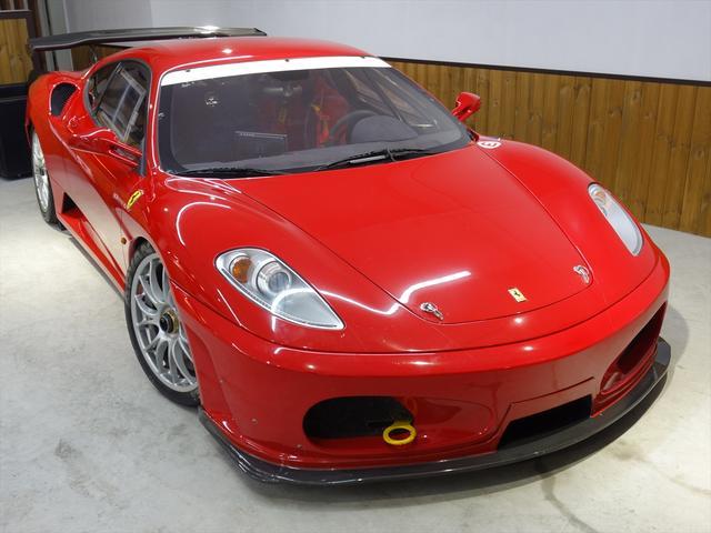 フェラーリ F1 チャレンジ ワンオフマフラー SACHSサスペンション