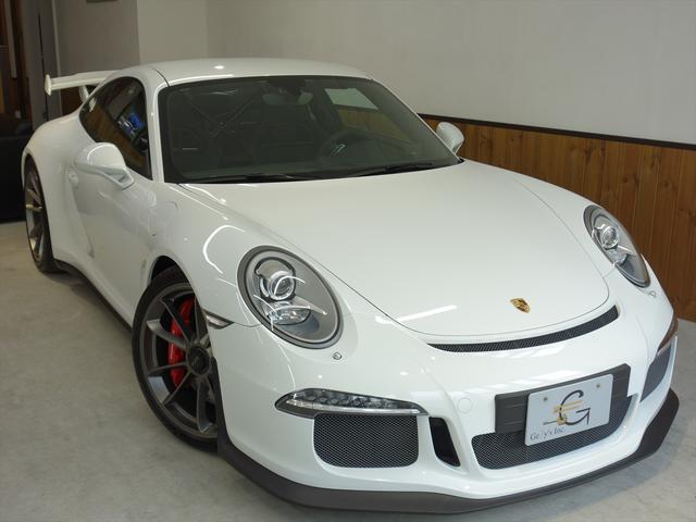 ポルシェ 911GT3クラブスポーツ ロベルタリフター スポーツクロノ