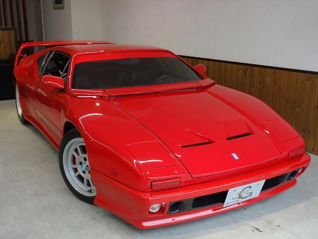 デ・トマソ SI 純正17AW 91年モデル 3オーナー 新車並行車