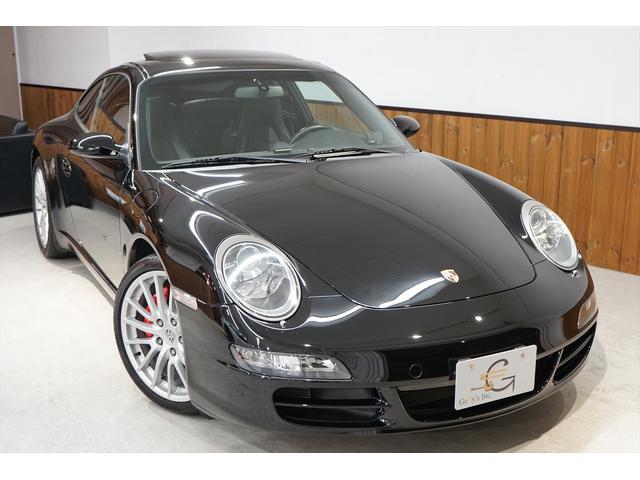 ポルシェ 911カレラS スポーツクロノ サンルーフ タイヤ交換済