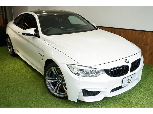 BMW M4クーペ DCTドライブロジック 鍛造19AW 点検整備済