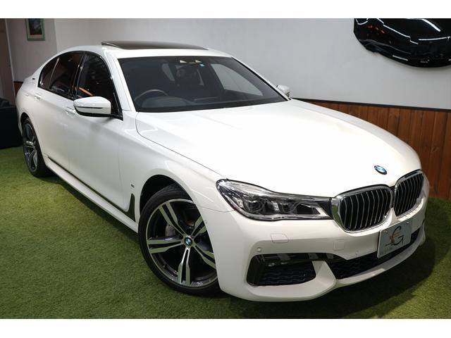BMW 740eアイパフォーマンスMスポーツ 2オーナー 新車保証付