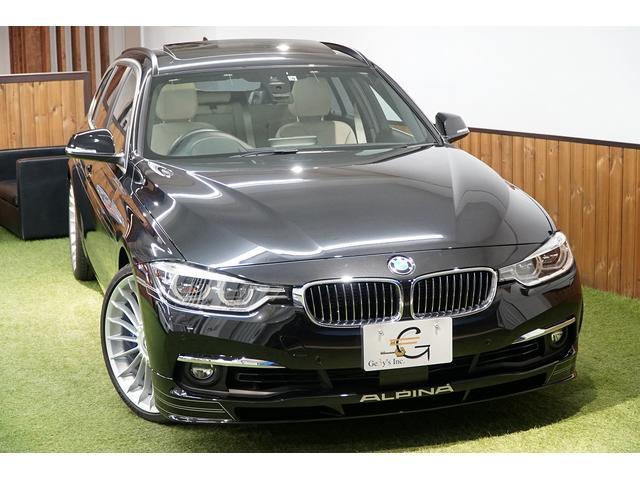 BMWアルピナ S ビターボツーリング 右ハンドル ワンオーナー 新車保証付