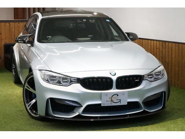 BMW M3 ACシュニッツァー鍛造20AW/マフラー カスタム