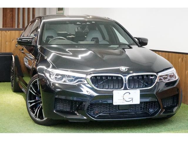 BMW M5 4WD コンフォートP B&Wilkins 新車保証付