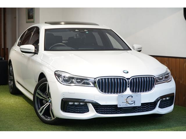 BMW 740eアイパフォーマンス Mスポーツ 2オーナー 新車保証