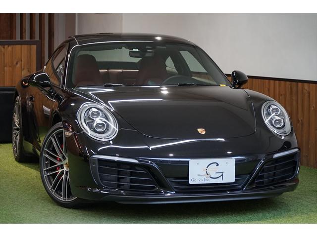 ポルシェ 911カレラS OP340man 左ハンドル 新車保証付