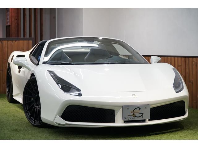 フェラーリ デイトナシート パワクラ ノビテック 2オーナーディーラー車