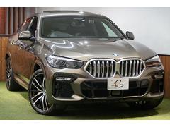 X6xDrive 35d Mスポーツ インディビジュアルフルレザーメリノ コンフォートP コンフォートPプラス パノラマルーフ 純正22AW カーボンインテリア ハーマンカードン ディスプレイキー サービスPKG ワンオーナー 新車保証付