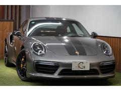 911911ターボS 後期モデル 左ハンドル アクティブクルーズ エントリードライブ カーボンラッピング 純正20AW シートベンチレーション GTスポーツステア カラースポーツクロノパネル ワンオーナー ディーラー車