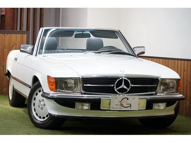 「メルセデスベンツ」「SLクラス」「オープンカー」「東京都」「Ge3y's(ジェミーズ)株式会社」の中古車