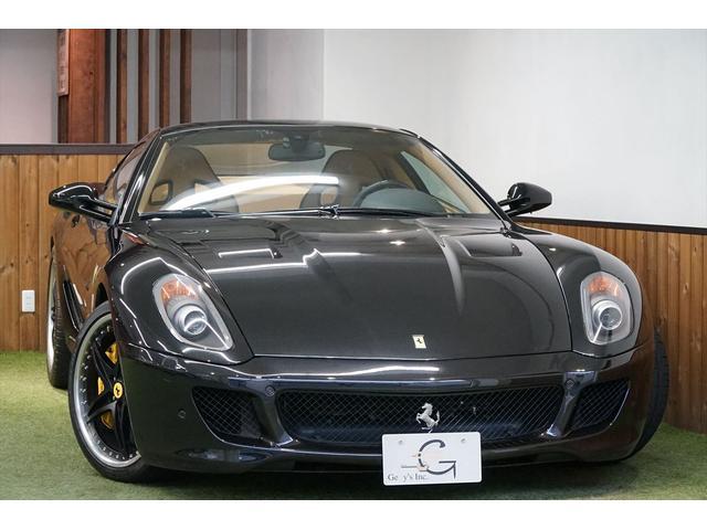 「フェラーリ」「599」「クーペ」「東京都」「Ge3y's(ジェミーズ)株式会社」の中古車