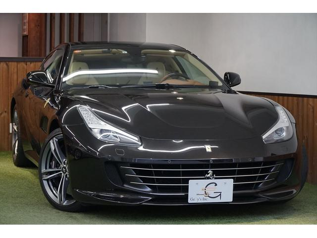 「フェラーリ」「GTC4ルッソ」「クーペ」「東京都」「Ge3y's(ジェミーズ)株式会社」の中古車
