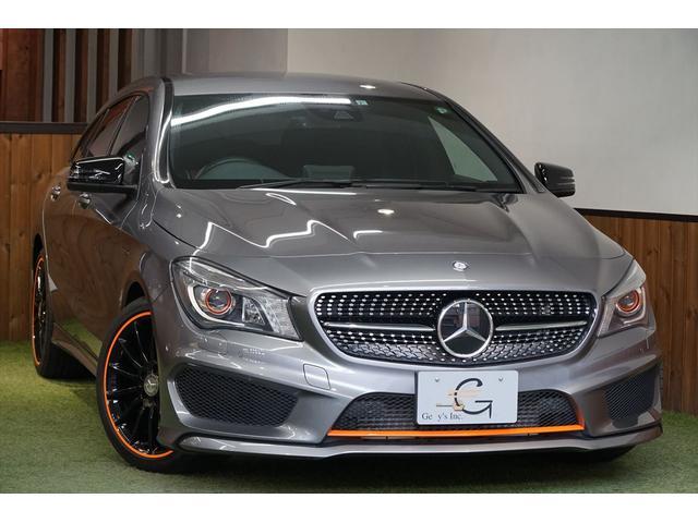 「メルセデスベンツ」「CLAクラスシューティングブレーク」「ステーションワゴン」「東京都」「Ge3y's(ジェミーズ)株式会社」の中古車