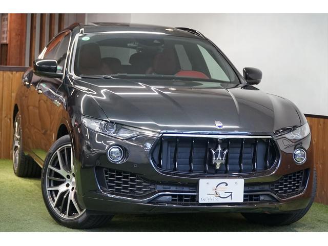 「マセラティ」「レヴァンテ」「SUV・クロカン」「東京都」「Ge3y's(ジェミーズ)株式会社」の中古車