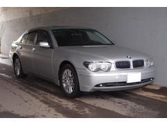 BMW745i 左ハンドル ワンオーナー 禁煙車