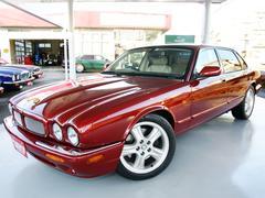 ジャガーXJR 4.0 V8 スーパーチャージド 後期型 記録簿