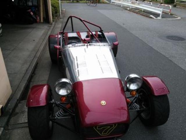 ケータハム スーパー7 Kレーシング