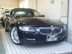 BMW Z4LTD ED コンビ本革Mスポーツシート 革巻ステアリング