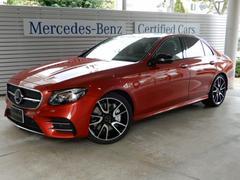 メルセデスAMGE53 4マチック+ 4WD セーフティ&EX&ミーコネ