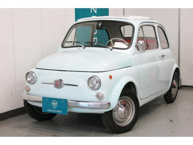 フィアット F 本国ワンオーナー オリジナル車輌
