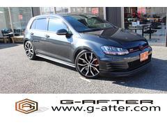 VW ゴルフGTIパフォーマンス 1オーナー500台限定車社外マフラー