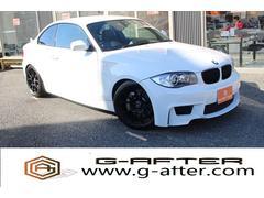 BMW135i 6MTMスポーツ純正HDDナビフルエアロ本革シート