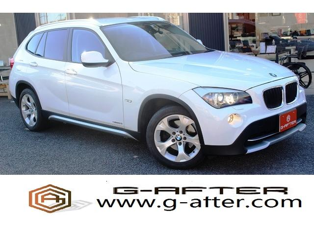 BMW sDrive 18i Xライン プッシュスタートルーフレール