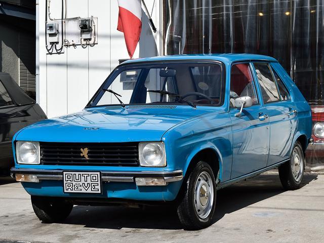 プジョー 初期型 954cc 国内未登録
