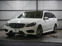 M・ベンツE400WavAMGスポRSP最終 黒革パノラマR 新車保証
