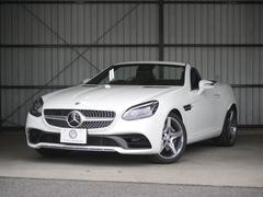 M・ベンツSLC180スポーツRSP新車保証 9AT黒革キーGO地デジ