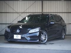 M・ベンツE250WavAMGスポRSP最終 パノラマR黒革 新車保証