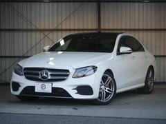 M・ベンツE250 avスポーツ レザーRSP 新車保証 パノラマ黒革