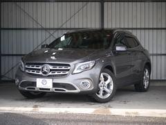 M・ベンツGLA220 4MプレミアRSP新車保証 黒革パノラマRナビ