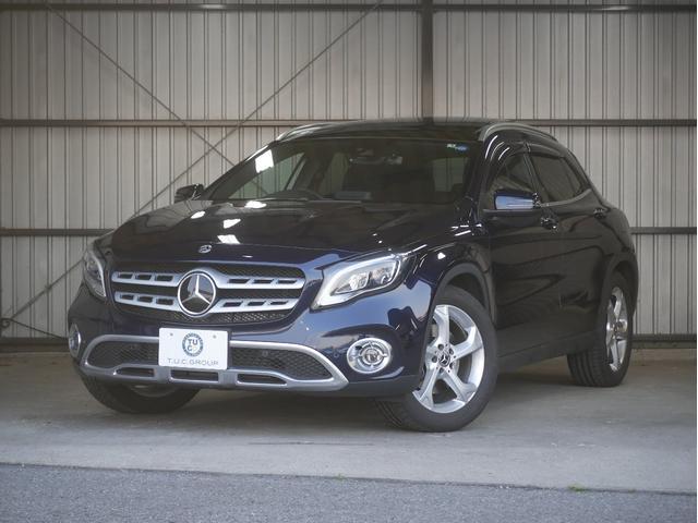 メルセデス・ベンツ GLA220 4MプレミアムRSP後期 革パノラマ 新車保証