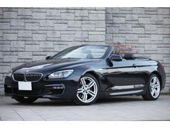 BMW640iカブ MスポーツP アダプティブLED 8速DCT