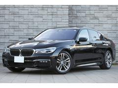 BMW740i Mスポーツ 1オーナー サンルーフ レーザーライト