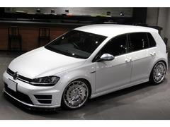 VW ゴルフRRS Audio FORGETECH19AW 15yモデル