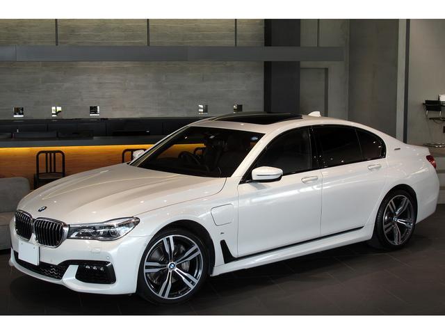 BMW 740eアイパフォ Mスポーツ 20AW SR LEDライト