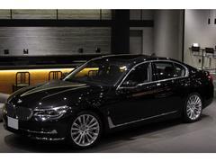 BMW740eデザインピュアエクセレンス 専用インテリア 特別仕様