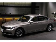 BMW740i ドライビングアシスト ベージュ革 LEDライト