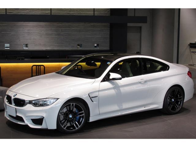 BMW M4クーペ OP19インチ鍛造AW ベージュフルレザー