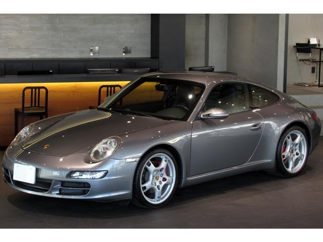 ポルシェ 911カレラS 6速MT 可変バルブ付きマフラー