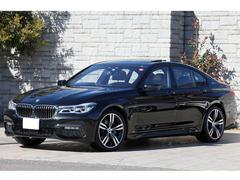 BMW740eアイパフォーマンス Mスポーツ レーザーライト 茶革