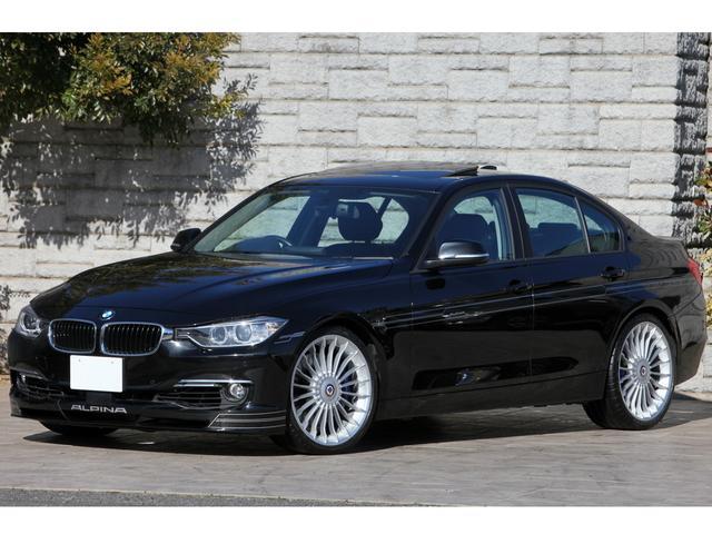BMWアルピナ ビターボ リムジン サンルーフ ハーマンカードン 右ハンドル