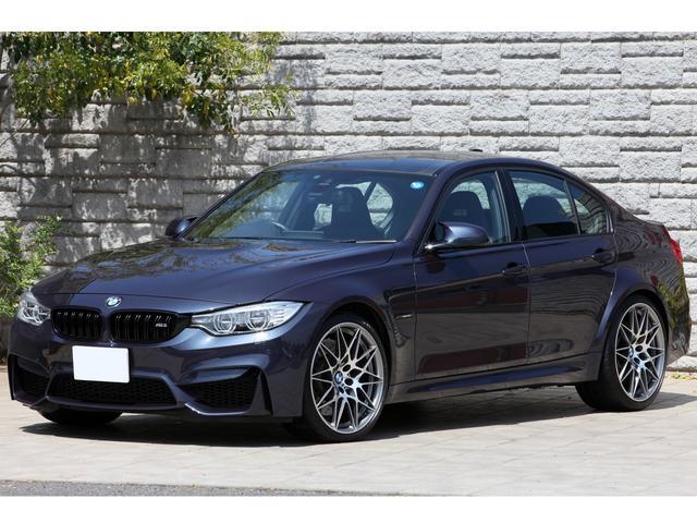 BMW 30ヤーレM3 国内30台限定 450PS 法人ワンオーナー