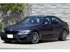 BMW30ヤーレM3 国内30台限定 450PS 法人ワンオーナー